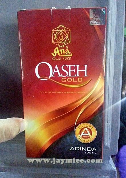 Kebaikan dan Keburukan Produk Qaseh Gold.