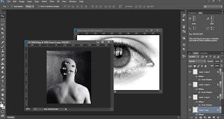 Manipulasi Wajah Menyeramkan dengan Photoshop