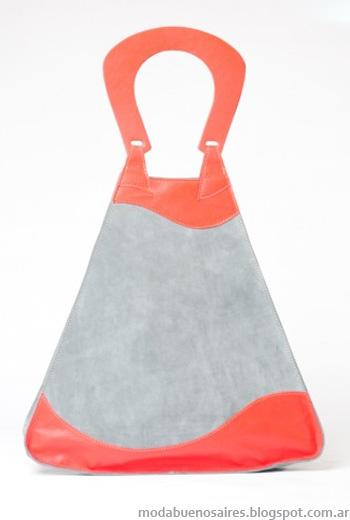 Huella sur Argentina moda bolsos 2013
