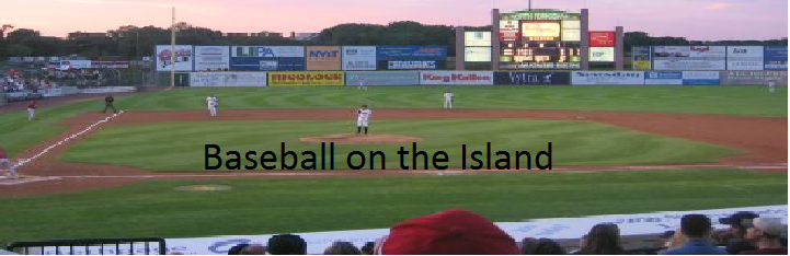 Baseball on the Island
