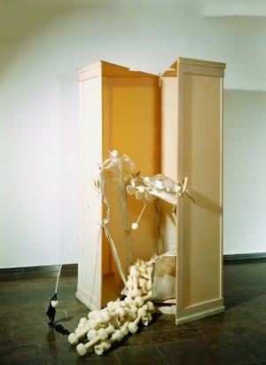Matthew Barney, The Cabinet of Harry Houdini, 1999
