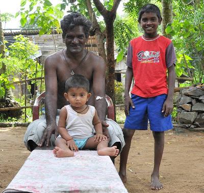 """Czkawka cwaniaka czyli jak się kończy robienie mnie w """"bambuko"""" - Sri Lanka część piąta"""