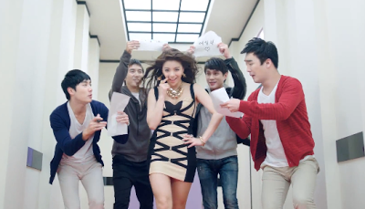 Ailee I'll Show You crowd scene