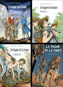 Le Bagne de la Honte (2 tomes + 1 coffret + 1 Intégrale)