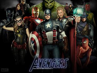 #4 Avengers Wallpaper