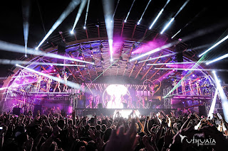Opening Party de David Guetta en Ushuaïa Ibiza Beach Hotel