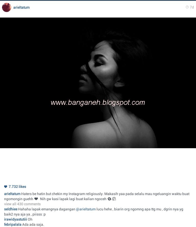 Inilsh Foto Syur Topless Ariel Tatum Di Instagram