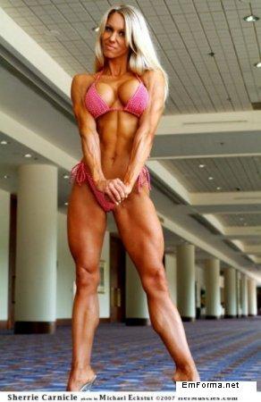 фитнес мышцы ног