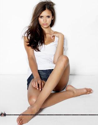 Nina Dobrev Hot