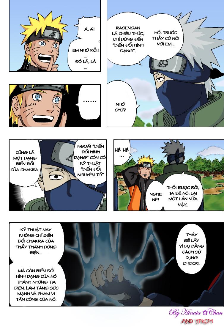 Naruto chap 321.Color Trang 4 - Mangak.info