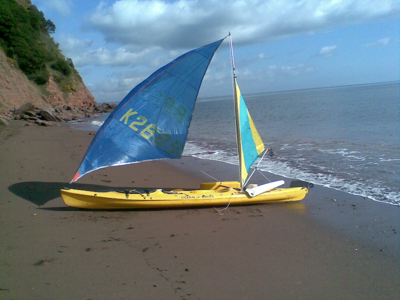 Kayak Sailing And Boat Building Projects