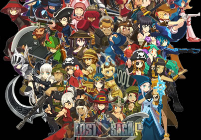Cheat LS Lost Saga 23 24 25 26 Juni 2012