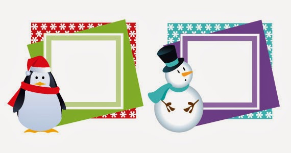 Etiquetas navidad para imprimir imagui - Dibujos tarjetas navidenas ...