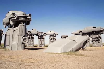 5 Monumen Dunia Paling Aneh Tapi Unik