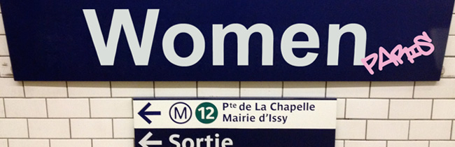 WOMEN PARIS BLOG