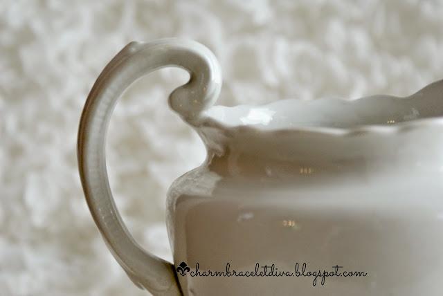 Vintage Warwick China ironstone pitcher