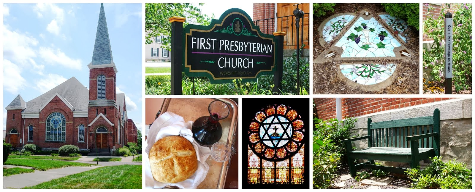 First Presbyterian Church of Lincoln, Illinois
