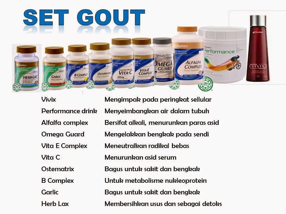 ubat untuk gout