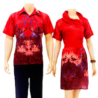 sarimbit batik dress