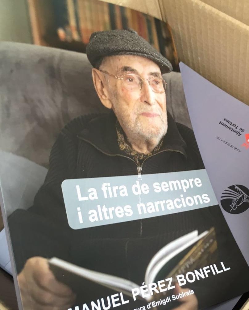 L'INSTITUT DE TORTOSA EDITA 'LA FIRA DE SEMPRE I ALTRES NARRACIONS'