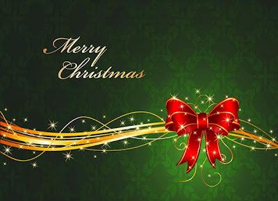 Desain Kartu Natal Cantik