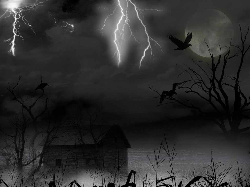 HD Wallpapers Pics: Haunted House HD Wallpapers