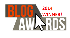 Automotive Blogger of the Year 2014
