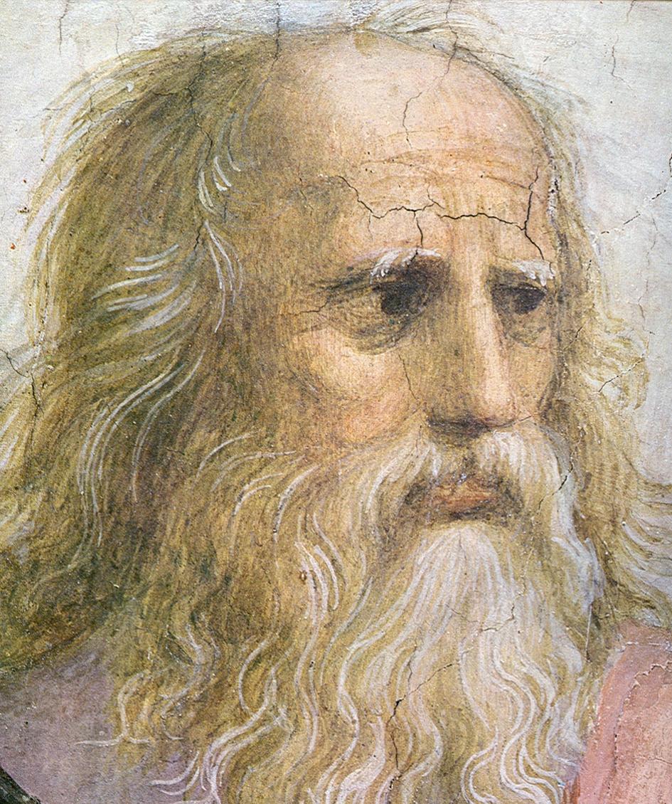 Stretching The Boundaries Raphael S Portrait Of Leonardo