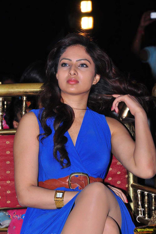 Nikesha Patel Sexy Face