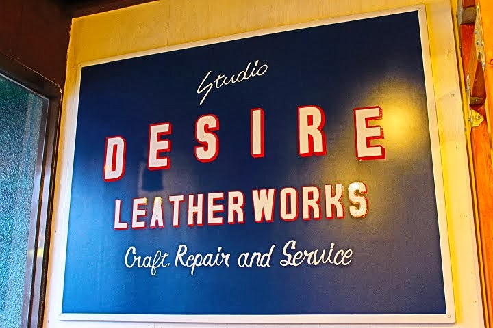 DESIRE Leatherworks