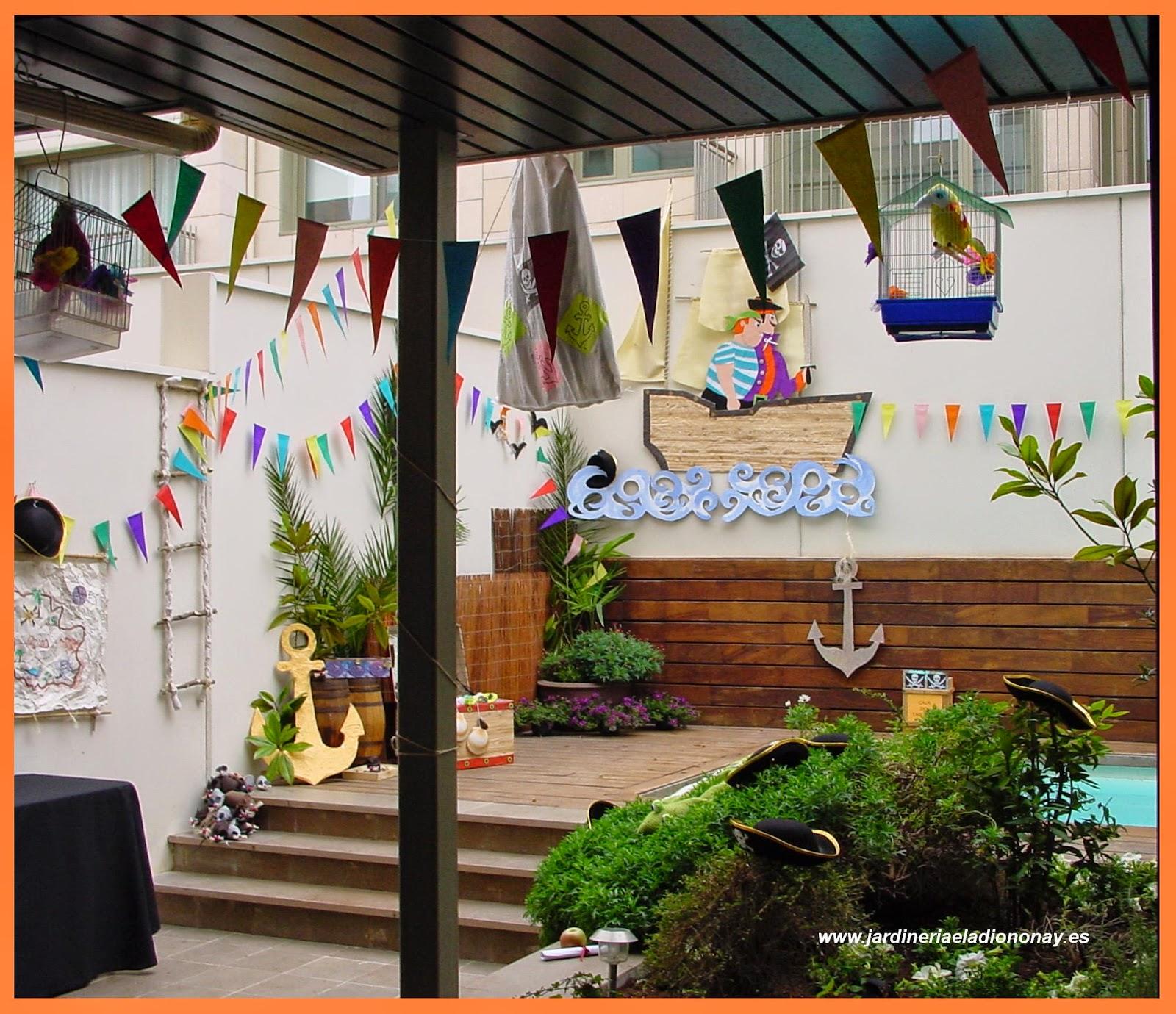 Jardineria eladio nonay decoraci n jard n primera for Decoracion jardineria