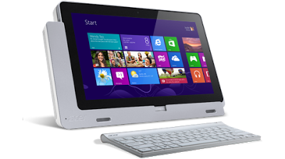 Iconia PC tablet w700 windows 8