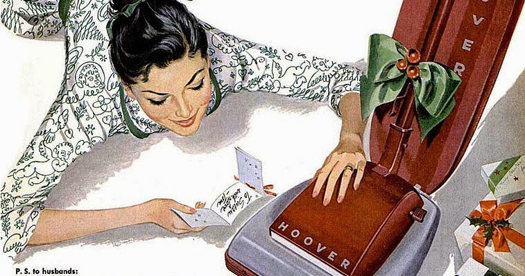 vintage everyday: 20 Bad Vintage Christmas Ads