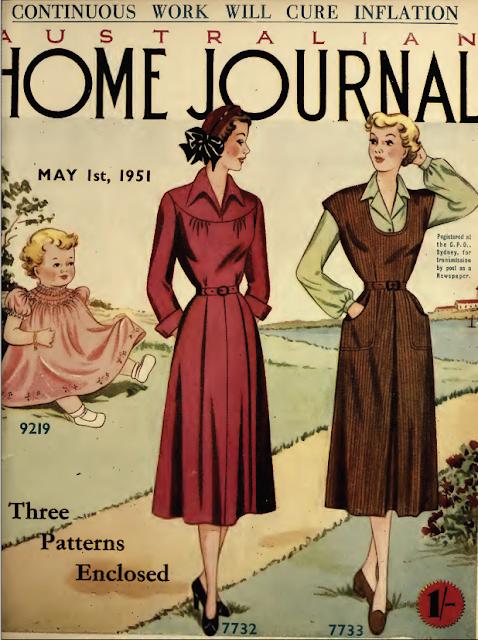 Australian Home Journal 1st May 1951