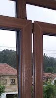 Imagen de una junta de estanqueidad para ventana de PVC en VENTACAV