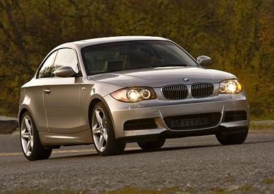 2008 BMW 135i Coupe