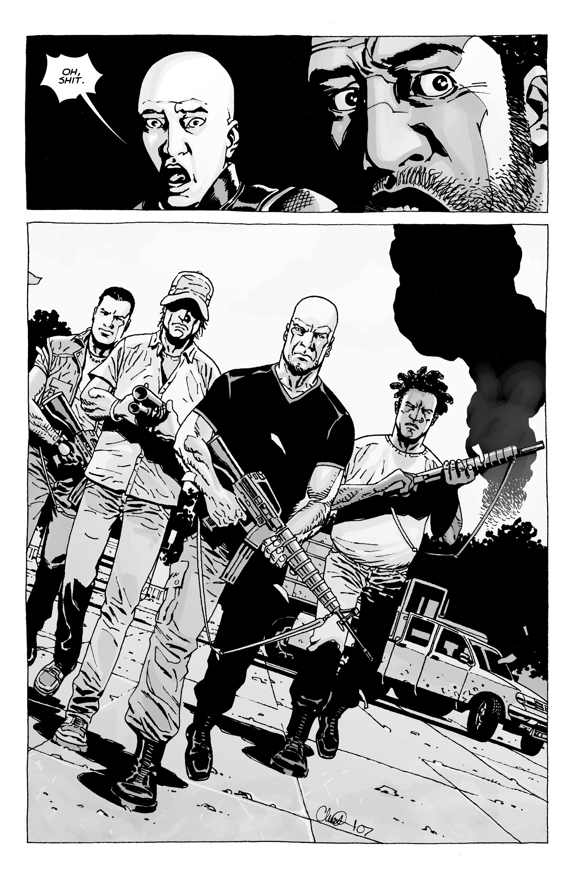 The Walking Dead 38 Page 22