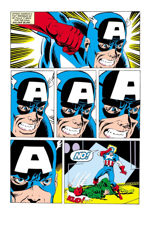 Captain America (1968) Issue #300 #228 - English 12