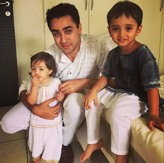 Aamir Khan's and Imran Khan's family Eid celebration