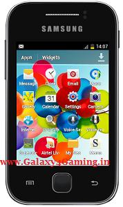 S4 Custom Rom For Samsung Galaxy Y