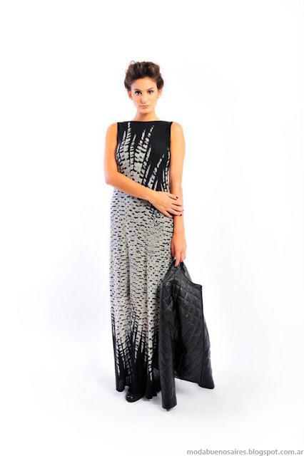 Marcela Pagella invierno 2013 vestidos