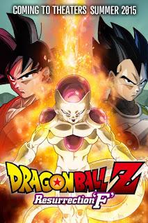 Dragon Ball Z: Resurrection 'F' ( 2015 )