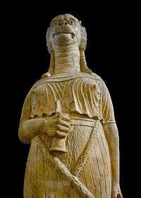 Estatua de Tanit