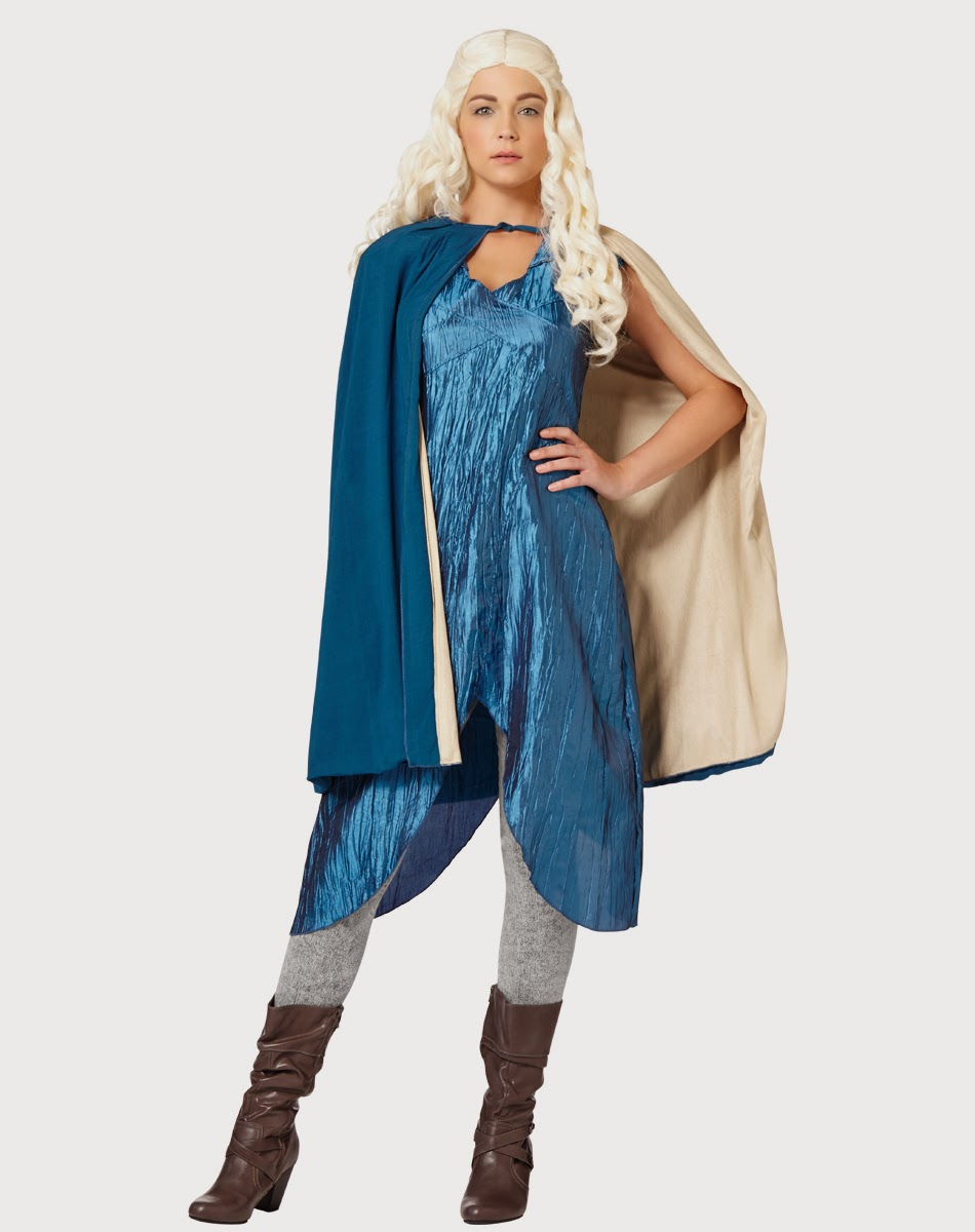Game of Thrones Mother of Dragons Womens Costume