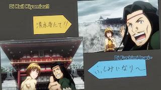 Galilei Donna Episode 8 Subtitle Indonesia