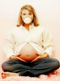 Foto criatiiva de gravidez