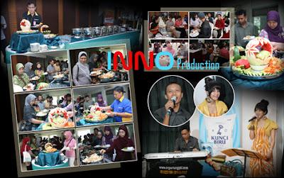 Foto Video Sukses Bersama Bogasari Baking Center