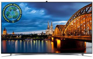 "Harga TV Samsung dan Spesifikasi LED Seri 8 65"" UA65F8000AM 2013"