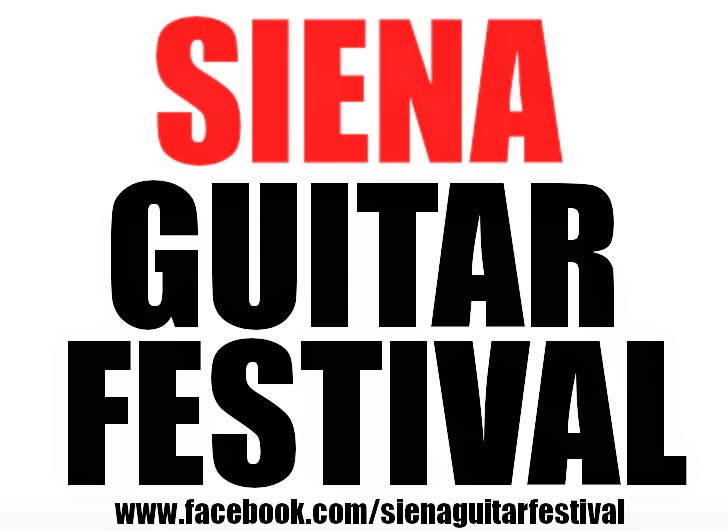 Siena Guitar Festival