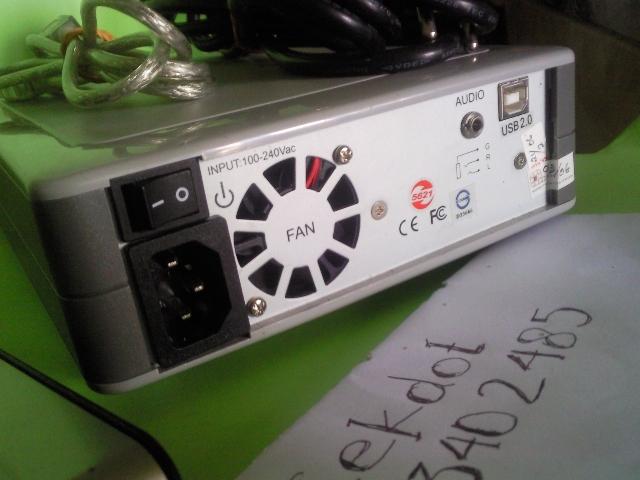 HDD EKSTERNAL MAXTOR 300GB DAN 160GB